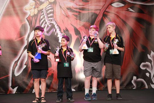 Dragon Duel World Championship 2014 Top 4