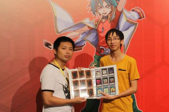 Yu-Gi-Oh! Asia Premier 2014