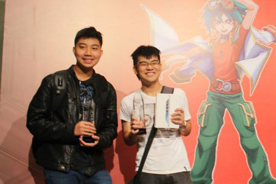 Yu-Gi-Oh! Open Tournament Hong Kong 2014
