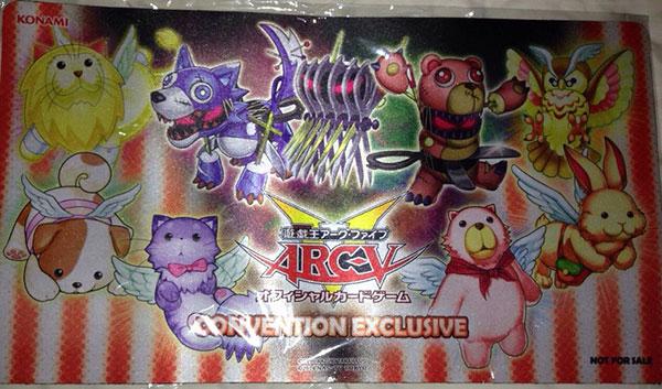 Anime Festival Asia 2014 Playmat