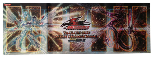 Asia Championship Plus 2010 Playmat