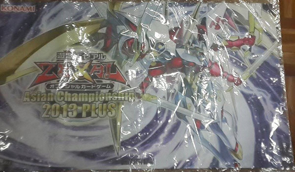 Asia Championship Plus 2013 Playmat