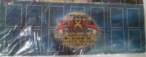 Asia Championship Plus Qualifier 2012 Playmat