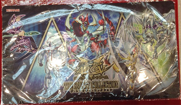 The Rarity Collection Playmat