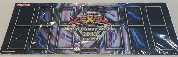 World Championship Qualifier 2013 Playmat