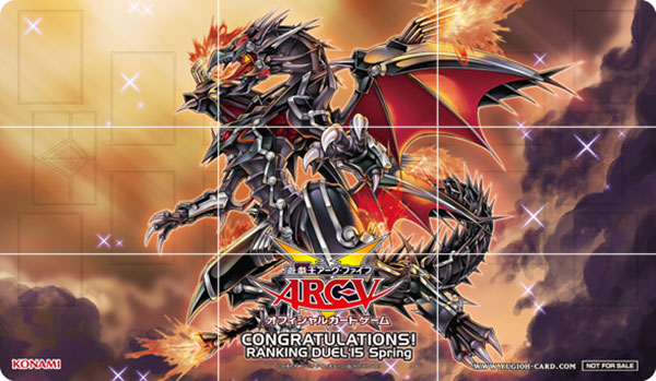 Ro3rd - Japan Ranking Duel 2015 Spring Playmat