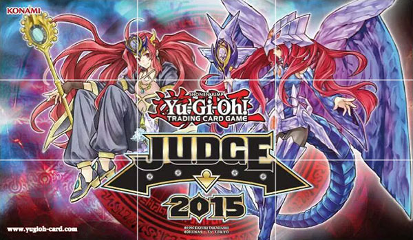 Ro3rd - Nekroz America Judge 2015 Playmat