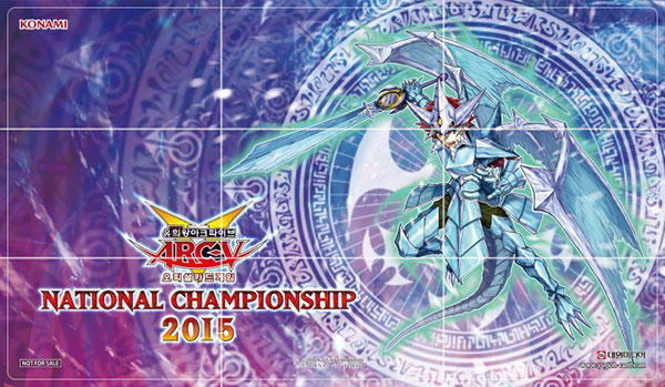 Ro3rd - Nekroz Korea National Championship 2015 Playmat1