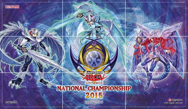 Ro3rd - Nekroz Korea National Championship 2015 Playmat