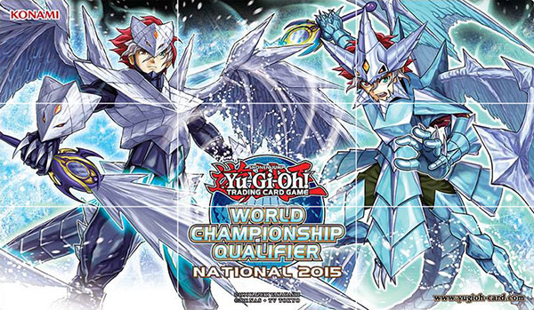 Ro3rd - Nekroz - Latin America  WCQ National 2015 Playmat