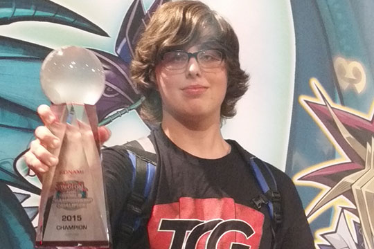 North America Champion 2015