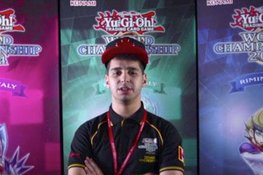 World Champion 2014 Sehabi Kheireddine