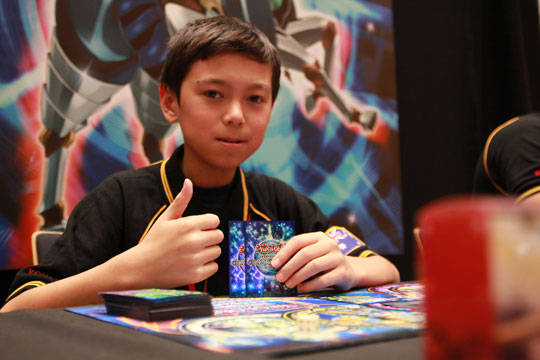 Dragon Duel Oceania Champion 2015