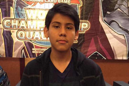 Dragon Duel South America Champion 2015