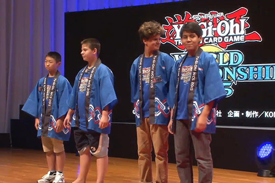 Dragon Duel World Championship 2015 Top 4