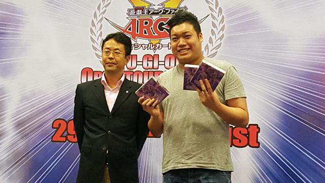 YOT Hong Kong 2015 Asia Premier Champion