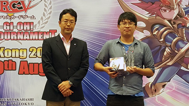YOT Hong Kong 2015 Champion
