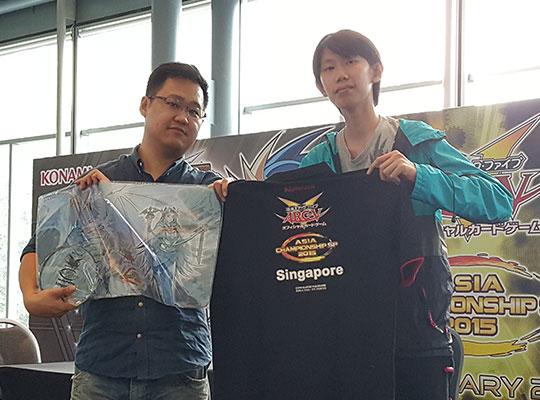 Asia Championship SP