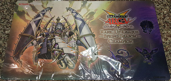 Rank-Up-League-2015-2016-Season-1-Champion-Playmat