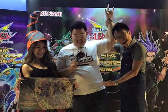 Asia Championship 2016 Thailand Qualifier Champion