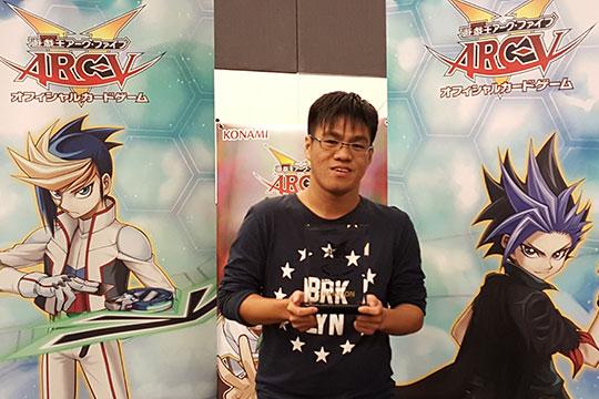 Asia Championship 2016 Singapore Champion