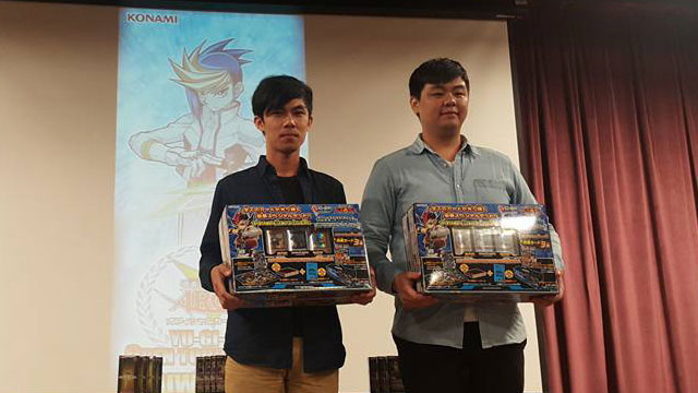 YOT Taiwan 2016 Asia Premier Champion and 1st Runner-up