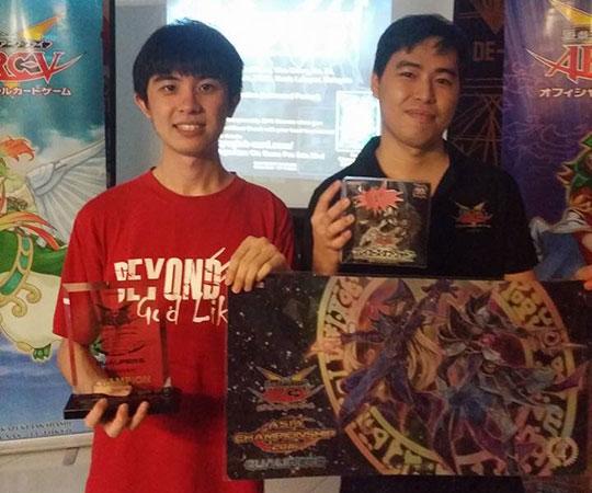 Asia Championship 2016 Malaysia Champion