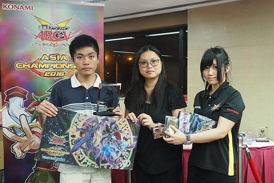 Asia Championship 2016 Hong Kong (JP) Qualifier Champion