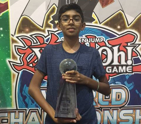 Dragon Duel Central America Champion