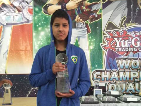 Dragon Duel South American Champion