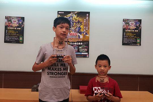 Taiwan Dragon Duel Champion 2016