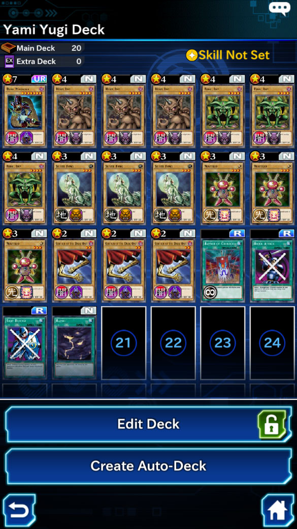 Yu-Gi-Oh! Duel Links - Road of the King