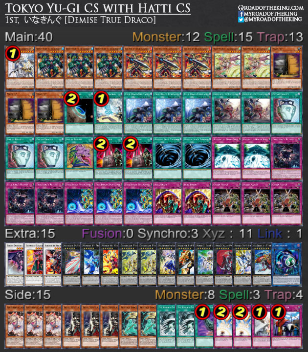 Magical Musketeer Deck Build